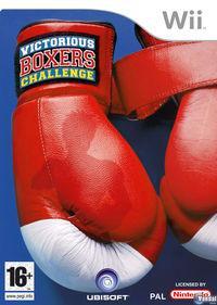 Portada oficial de Victorious Boxers Challenge para Wii