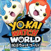 Portada oficial de Yo-Kai Watch World para Android