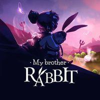 Portada oficial de My Brother Rabbit para PS4