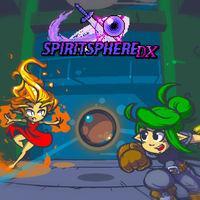 Portada oficial de SpiritSphere DX para Switch