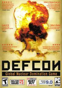 Portada oficial de Defcon para PC