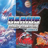 Portada oficial de Darius Cozmic Collection Console para Switch