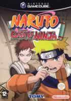 Portada oficial de de Naruto: Clash of Ninja para GameCube