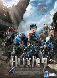 Portada oficial de Huxley para PC
