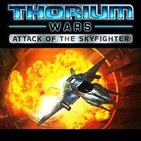 Portada oficial de Thorium Wars: Attack of the Skyfighter eShop para Nintendo 3DS