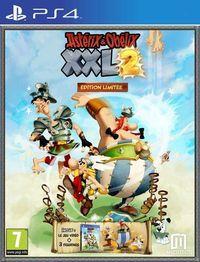 Portada oficial de Asterix & Obelix XXL3: The Crystal Menhir para PS4
