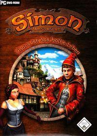 Portada oficial de Simon the Sorcerer 4: Chaos Happens para PC