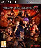 Portada oficial de de Dead or Alive 5 para PS3