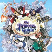 Portada oficial de The Princess Guide para PS4