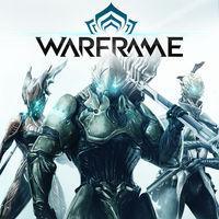 Portada oficial de Warframe para Switch