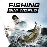Portada oficial de Fishing Sim World para PS4