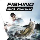 Portada oficial de de Fishing Sim World para PS4