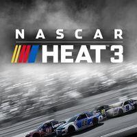 Portada oficial de NASCAR Heat 3 para PS4