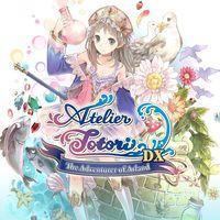 Portada oficial de Atelier Totori: The Adventurer of Arland DX para PS4