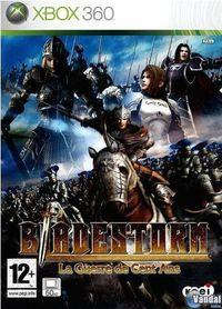 Portada oficial de Bladestorm: The Hundred Years' War para Xbox 360