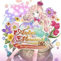 Portada oficial de Atelier Meruru: The Apprentice of Arland DX para PS4