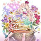 Portada oficial de de Atelier Meruru: The Apprentice of Arland DX para PS4