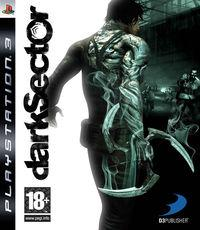 Portada oficial de Dark Sector para PS3