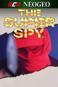 Portada oficial de NeoGeo The Super Spy para Xbox One
