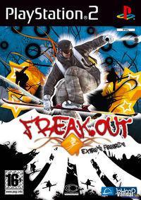 Portada oficial de Freak Out - Extreme Freeride para PS2