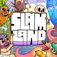 Portada oficial de Slam Land para PS4