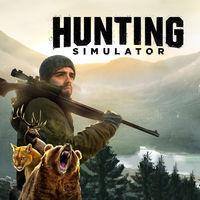 Portada oficial de Hunting Simulator para Switch