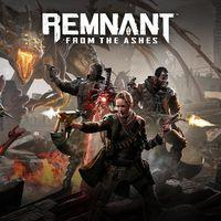 Portada oficial de Remnant: From The Ashes para PS4