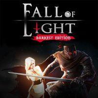 Portada oficial de Fall of Light: Darkest Edition para PS4