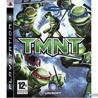 Portada oficial de Tortugas Ninja para PS3
