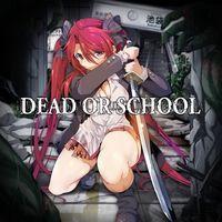 Portada oficial de Dead or School para PS4