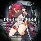Portada oficial de de Dead or School para PS4