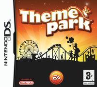 Portada oficial de Theme Park para NDS