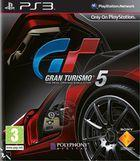 Portada oficial de de Gran Turismo 5 para PS3