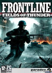 Portada oficial de Frontline: Fields of Thunder para PC