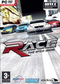 Portada oficial de RACE - The Official WTCC Game para PC