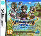 Portada oficial de de Dragon Quest IX: Centinelas del firmamento para NDS
