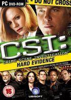 Portada oficial de de CSI Pruebas Ocultas para PC