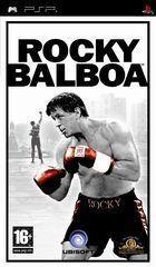 Portada oficial de de Rocky Balboa para PSP
