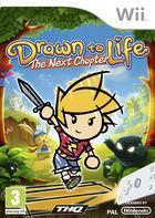 Portada oficial de de Drawn to Life: The Next Chapter para Wii
