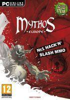 Portada oficial de de Mythos para PC