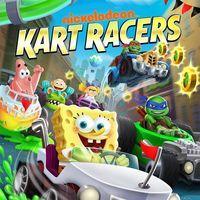 Portada oficial de Nickelodeon Kart Racers para PS4