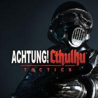 Portada oficial de Achtung! Cthulhu Tactics para PS4