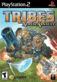 Portada oficial de Tribes: Aerial Assault para PS2