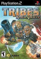 Portada oficial de de Tribes: Aerial Assault para PS2