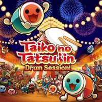 Portada oficial de Taiko no Tatsujin: Drum Session! para PS4