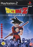 Portada oficial de de Dragon Ball Z: Budokai para PS2