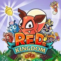 Portada oficial de Red's Kingdom para Switch