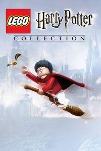 Portada oficial de LEGO Harry Potter Collection para Xbox One