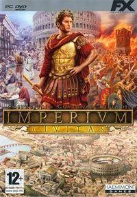 Portada oficial de Imperivm Civitas para PC