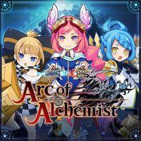 Portada oficial de Arc of Alchemist para PS4